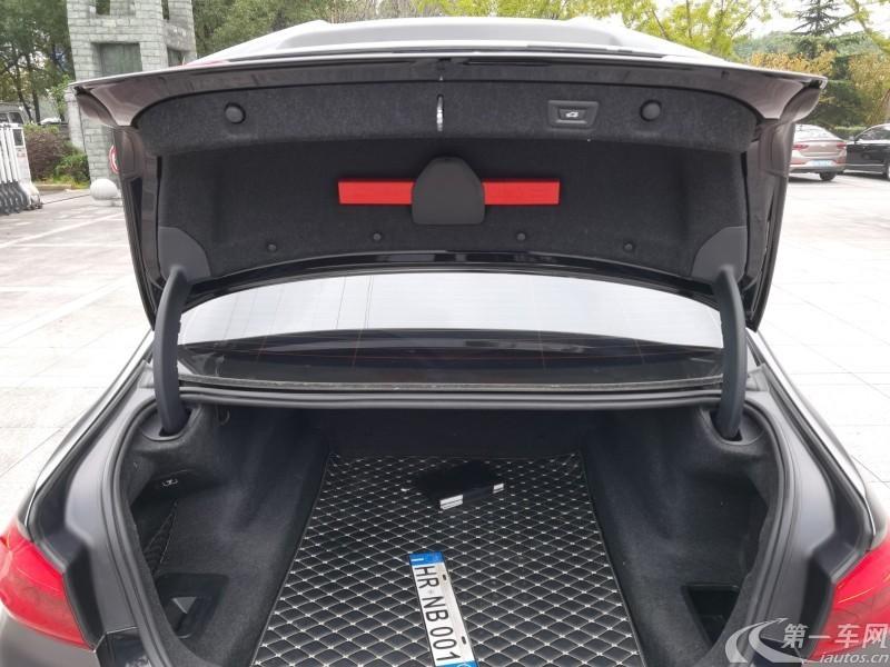 宝马5系 530Li 2019款 2.0T 自动 汽油 xDrive-M运动套装改款 (国Ⅵ)