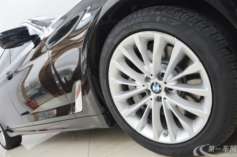 宝马5系 530Li 2019款 2.0T 自动 汽油 领先型M运动套装 (国Ⅵ)
