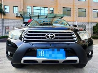 丰田汉兰达 2.7L 自动 精英版