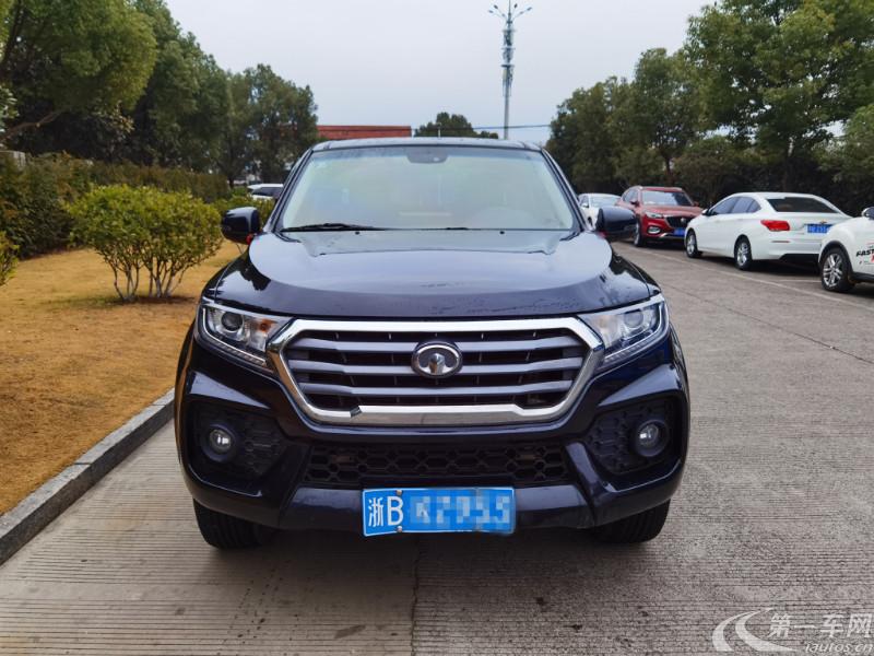 长城风骏 2019款 2.0T 手动 柴油 精英型 (国Ⅵ)