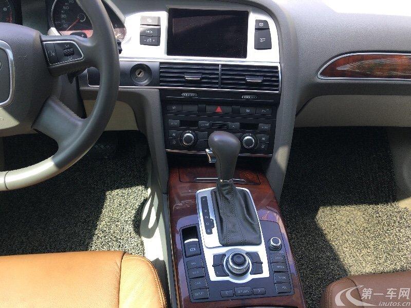 奥迪A6L 2011款 2.4L 自动 技术型 (国Ⅳ)