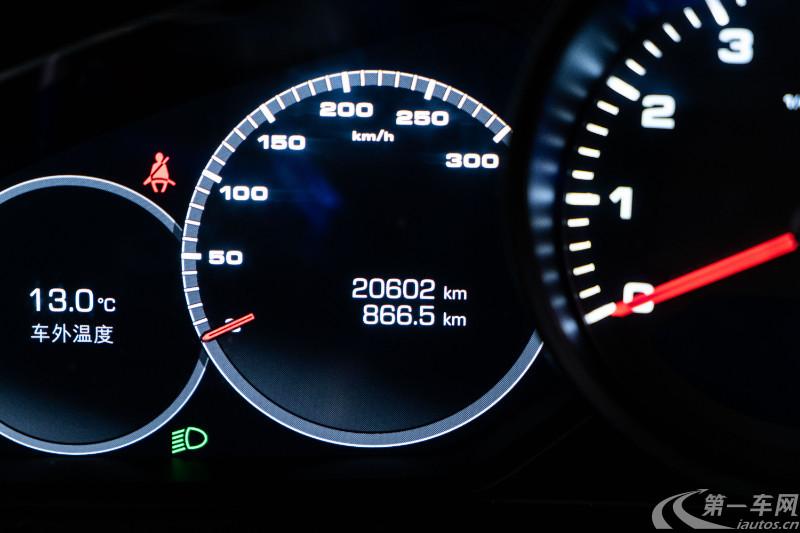保时捷Panamera [进口] 2017款 3.0T 自动 汽油