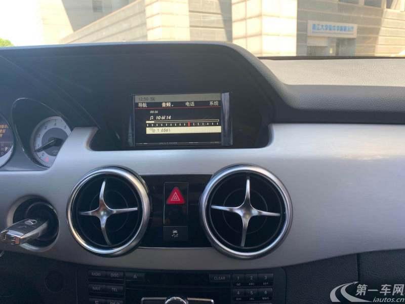 奔驰GLK GLK260 2015款 2.0T 自动 汽油 动感型极致版 (国Ⅴ)