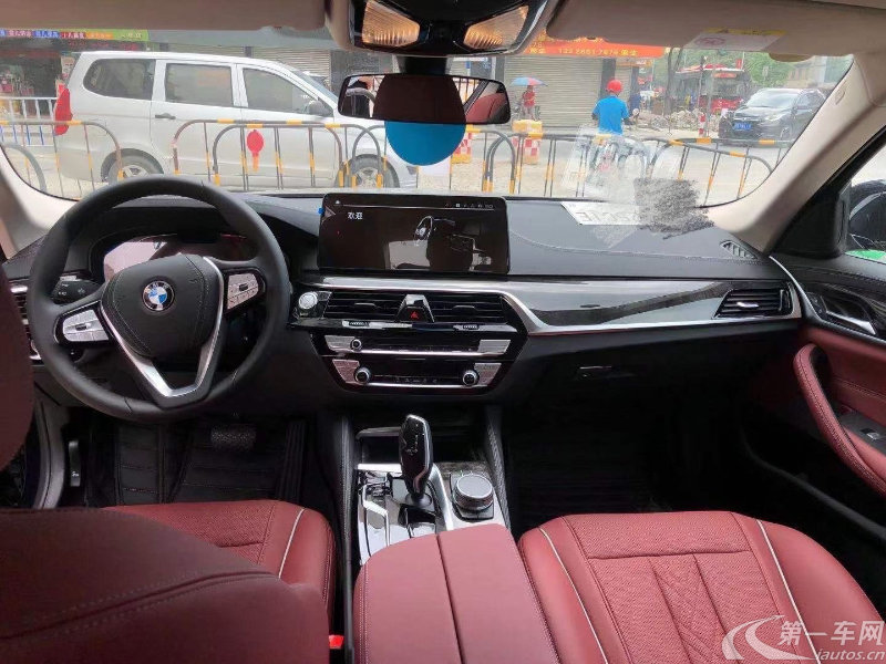 宝马5系 530Li 2021款 2.0T 自动 汽油 领先型豪华套装 (国Ⅵ)