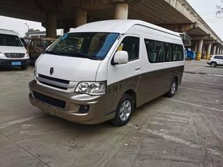 金杯海狮 大海狮W 2.4L 手动 轻型客车