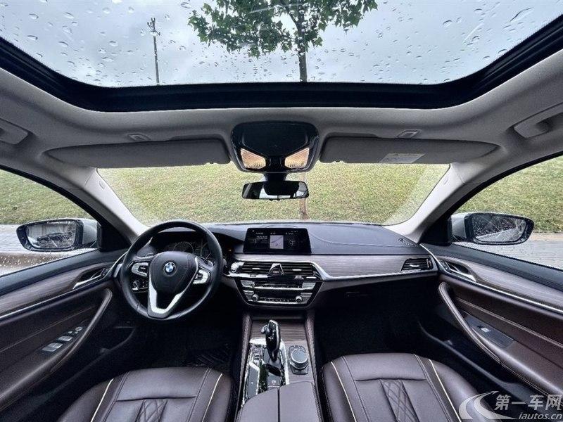 宝马5系 530Li 2019款 2.0T 自动 汽油 领先型M运动套装 (国Ⅴ)