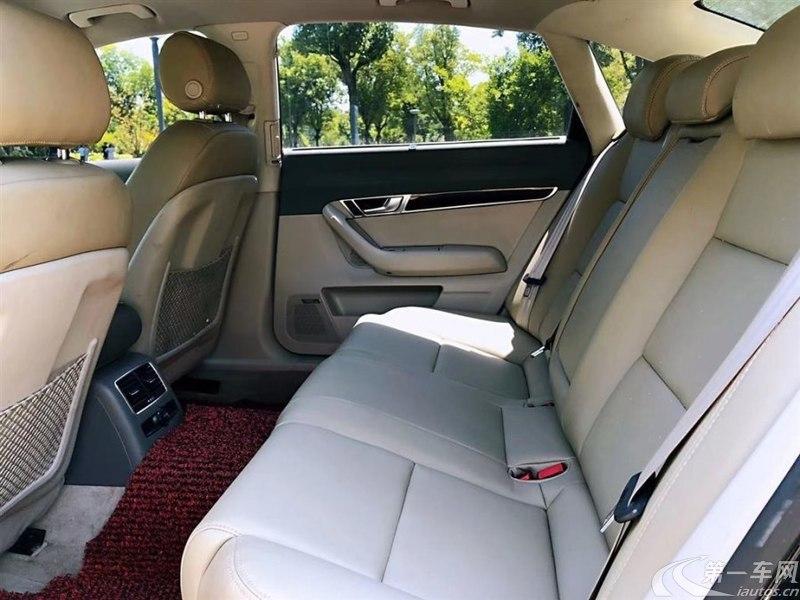 奥迪A6L 2011款 2.4L 自动 标准型 (国Ⅳ)