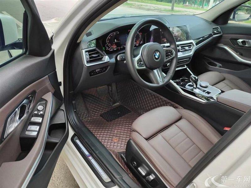 宝马3系 320Li 2020款 2.0T 自动 汽油 M运动套装 (国Ⅵ)