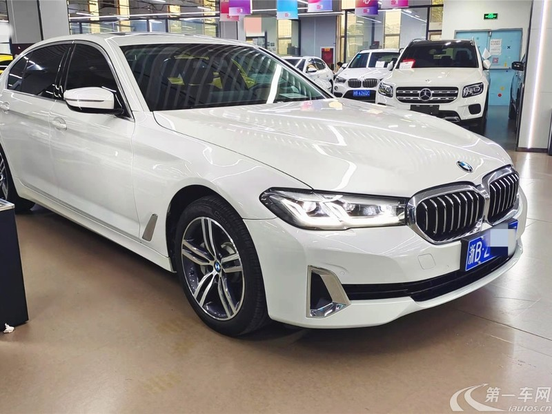 宝马5系 530Li 2021款 2.0T 自动 汽油 xDrive豪华套装 (国Ⅵ)