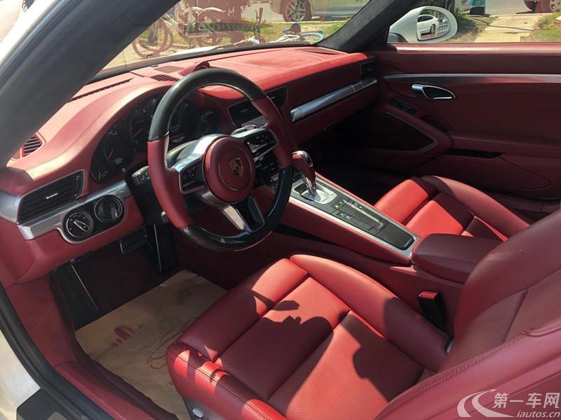 保时捷911 [进口] 2016款 3.0T 自动 Carrera-4