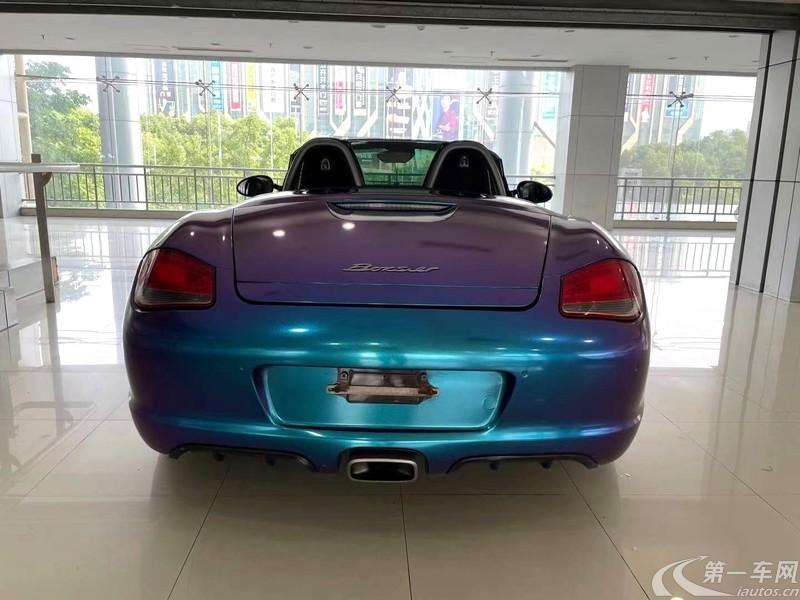 保时捷Boxster [进口] 2009款 2.9L 自动