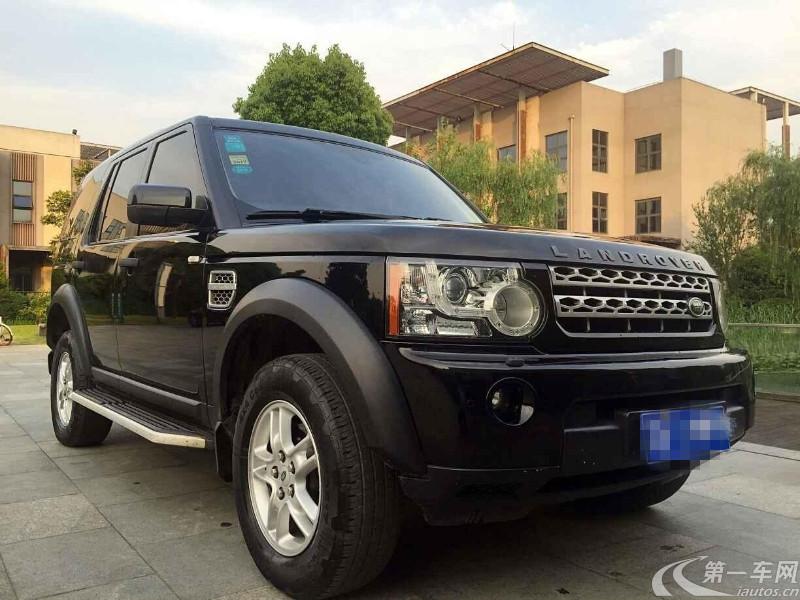 路虎发现 [进口] 2012款 3.0T 自动 四驱 柴油 HSE