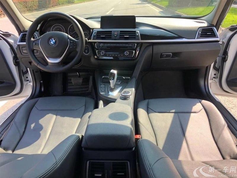 宝马3系 320Li 2016款 2.0T 自动 汽油 进取型 (国Ⅴ)