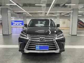 雷克萨斯LX 570 5.7L 自动 Super-Sport中东版平行进口